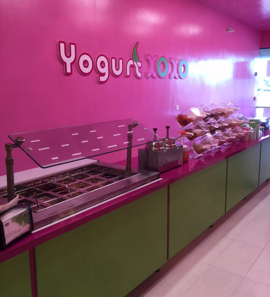 Yogurt XOXO